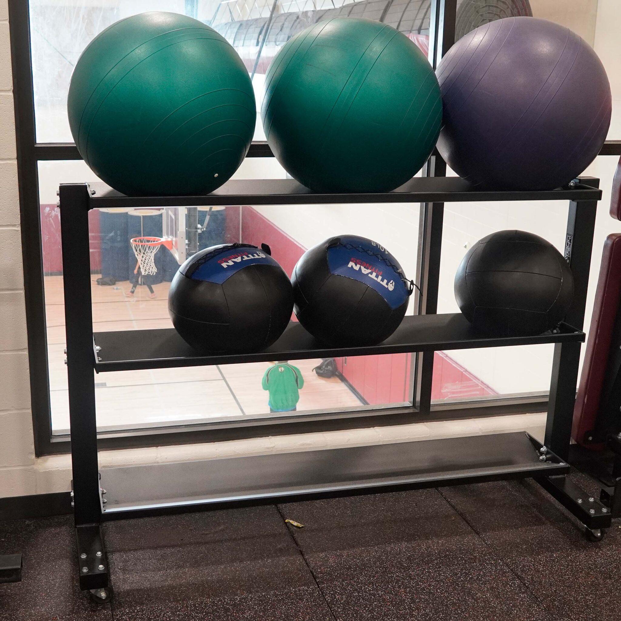 Portable Medball Storage