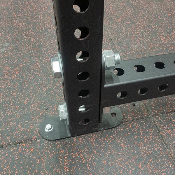 Alpha Double Half Rack