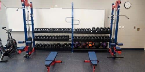 wide both lat set up
